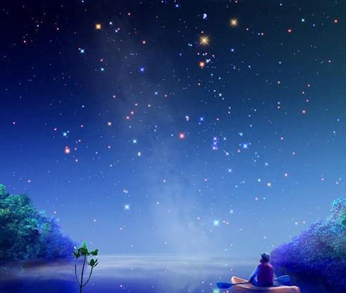 有关星星的知识 图片合集